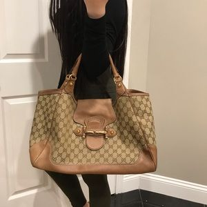 Large GUCCI tote bag